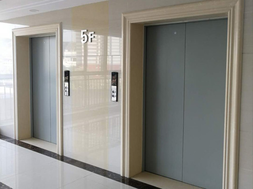 电梯门套线条